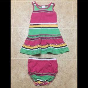 """""""Wonderkids"""" spring dress"""